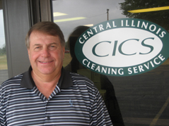 Jim Lambert at CICS